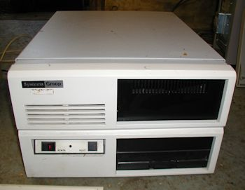 Systems Group System 2900 S-100 Computer